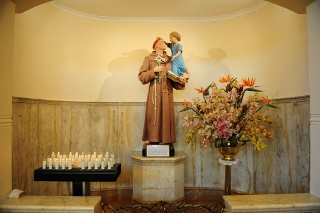 St Anthony shrine